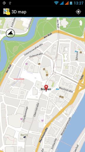 玩旅遊App|3D 地图 塞尔维亚免費|APP試玩