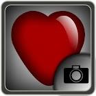 Saint Valentin Amour Ar caméra icon