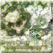 Happy Clover LiveWallpapr_Free