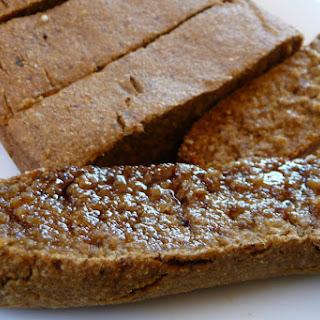 Sweet Potato Bread [Vegan, Gluten-Free]
