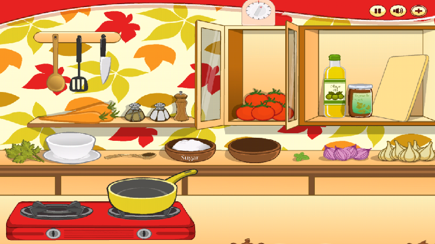 Tomato Soup Maker - screenshot