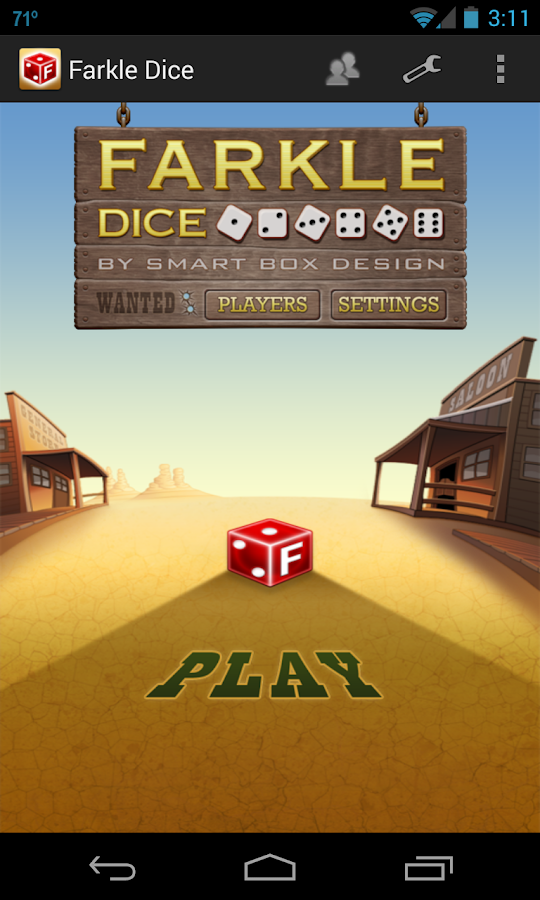 Farkle Dice DLX (Ad-Free) - screenshot