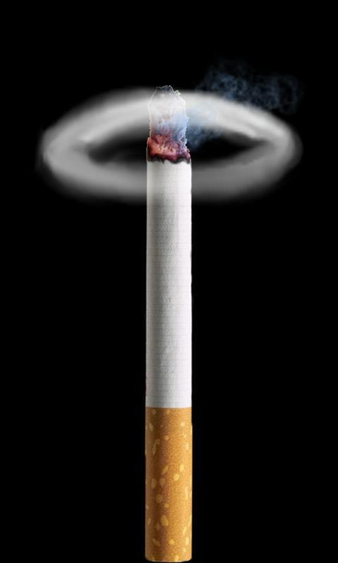 Cigarette Smoke (Free)- screenshot