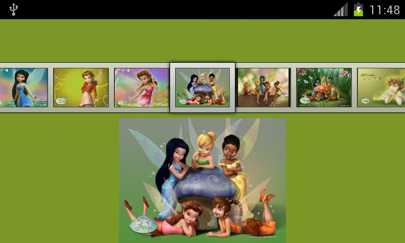 Tinker Bell Wallpapers Lite - screenshot