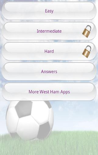 West Ham Quiz