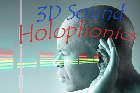 3D SOUND - screenshot
