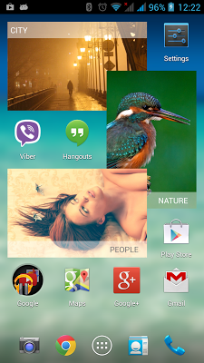 MC-Photo Widget - screenshot