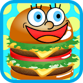 Yummy Burger Kids Cooking Game
