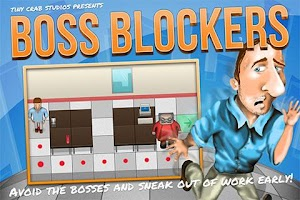 Screenshot of Boss Blockers