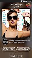 Screenshot of Telstra Treats