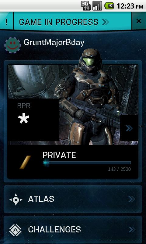 Halo Waypoint for Halo: Reach - Android Apps on Google Play