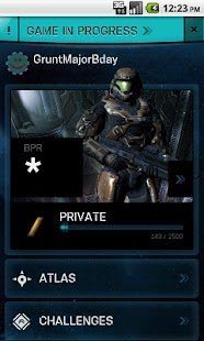 Halo Waypoint for Halo: Reach - screenshot thumbnail