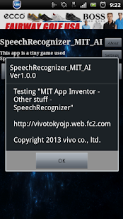 SpeechRecognizer_MIT_AI- screenshot thumbnail