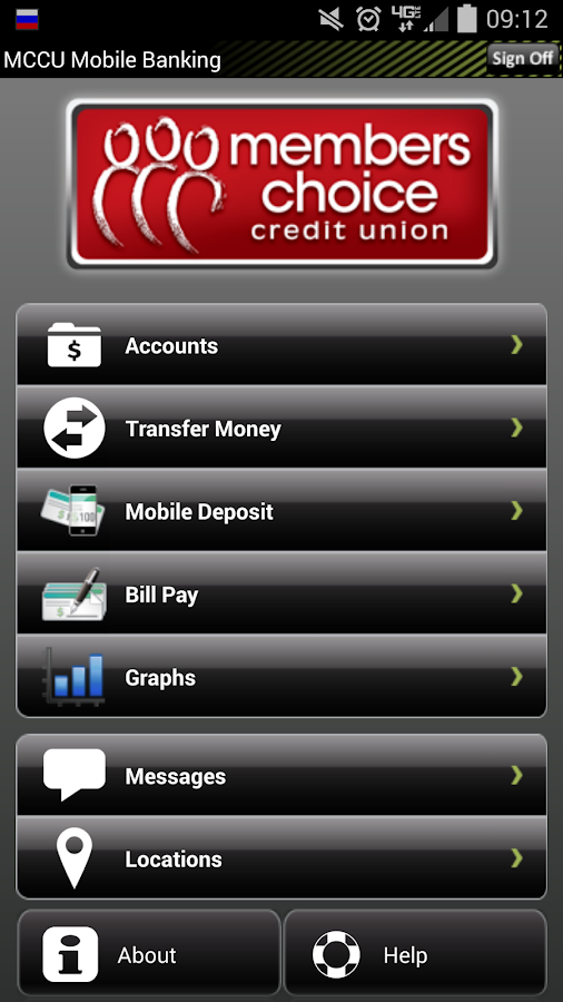 Members Choice CU Mobile- screenshot