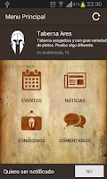 Screenshot of Taberna Ares