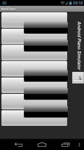 Piano Sim