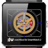 Spinning Rims 2 Watchface SW2