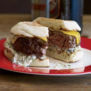 Lamb And Beef Burger Recipes.