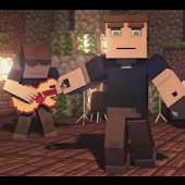 Mining Ores - Minecraft parody