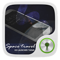 Z SPACETRAVEL GO LOCKER THEME icon