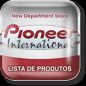 Pioneer Internacional - Lista