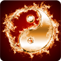 Magic Effect: Yin Yang in Fire icon