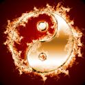 Magic Effect: Yin Yang in Fire icon