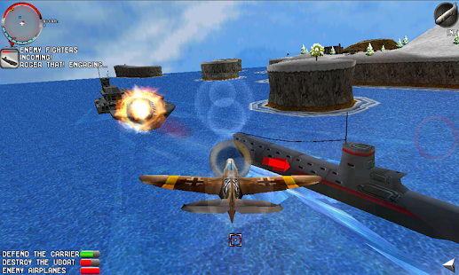 Armageddon Squadron FREE apk screenshot 3