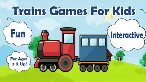 Train Games Free
