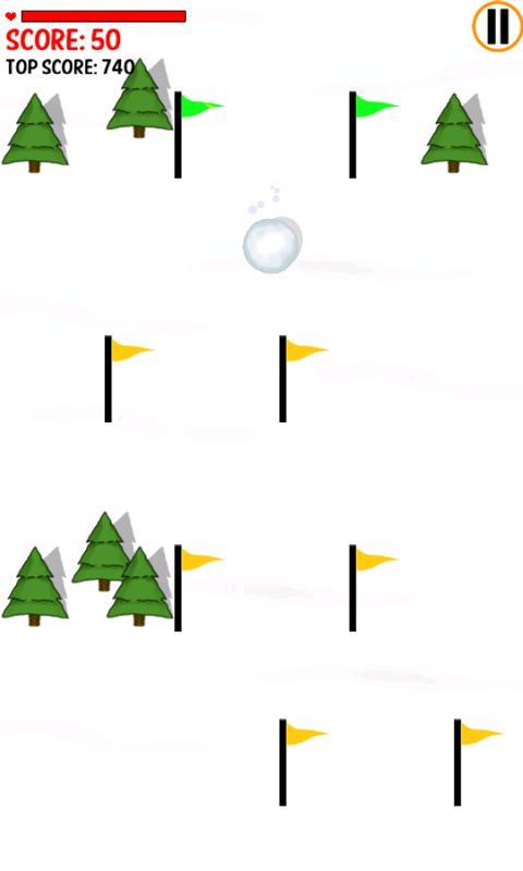 Snowball-Escape 5