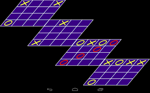 Tic Tac Toe 3D - HD- screenshot thumbnail