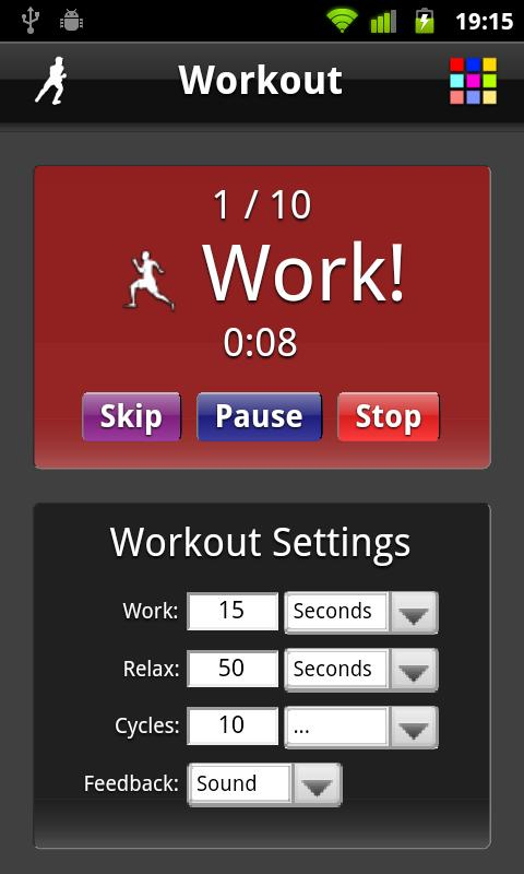 Workout Free- screenshot