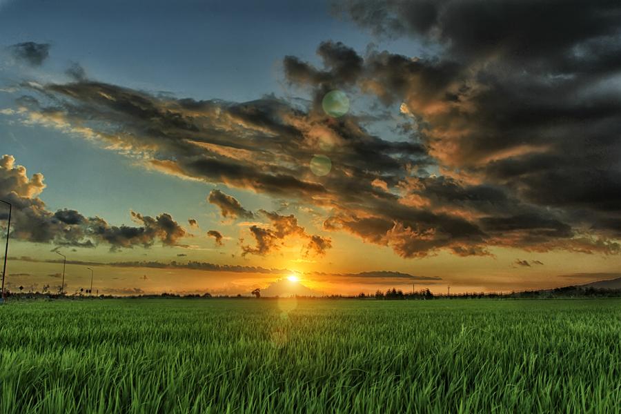 by Jarot Photograph - Landscapes Sunsets & Sunrises