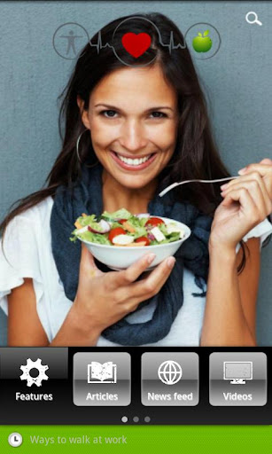 My Health Fitness Reader