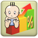 Growth Chart Trial icon