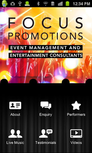 Focus Promotions