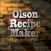 Olson Recipe Maker