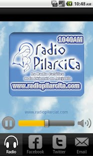Radio Pilarcita - screenshot thumbnail