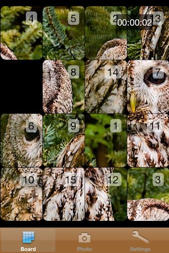 PicFuz Free :Photo Puzzle Game
