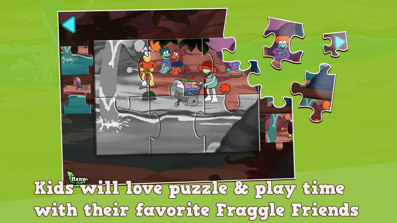 Fraggle Friends Forever Free- screenshot