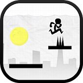Bouncing Runner-Jump & Survive