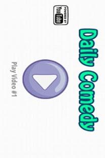 Daily Comedy- screenshot thumbnail