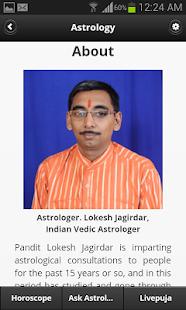 Capricorn Horoscope मकर राशिफल - screenshot thumbnail