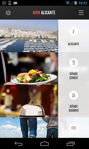Now Alicante - Guía Alicante