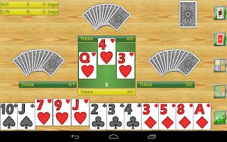 Screenshot of Spades V+