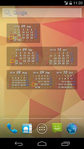 Tadano Calendar Pro