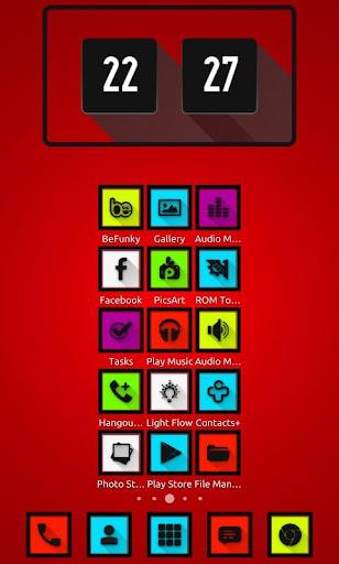 Felt-V Icon Pack