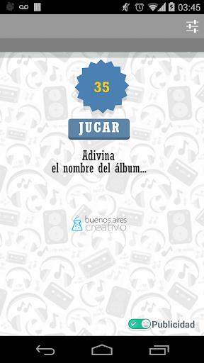 Album Quiz Rock Argentino