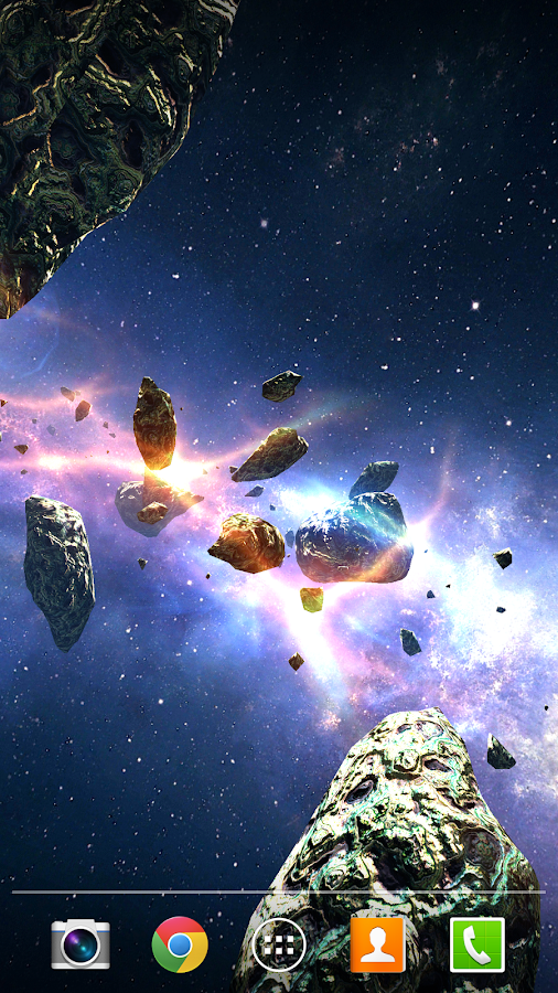 Asteroids Pack - screenshot