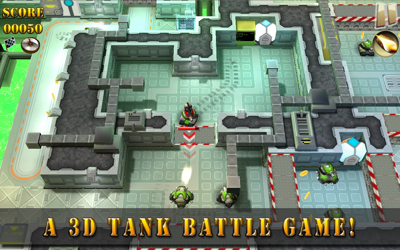 Tank Riders - screenshot
